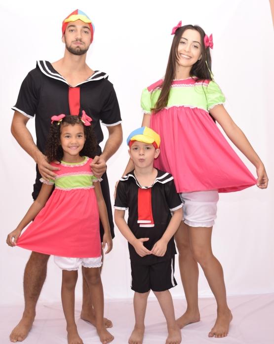 Fantasia Popis Turma Do Chaves - Adulto - Point Da Dança - Fantasia para festa carnaval