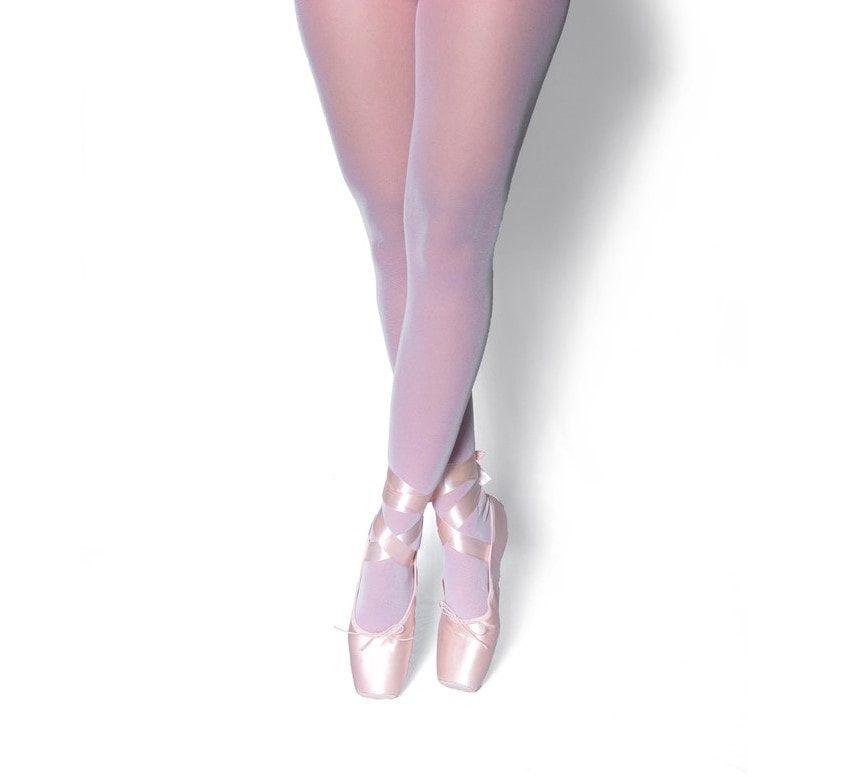 Meia Calça com Pé para Ballet  PP/P - Capézio