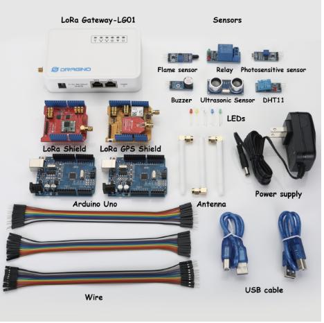 LoRa IoT Kit-915-EU