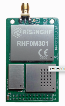RHF0M301 – LoRa Gateway and Concentrator Module