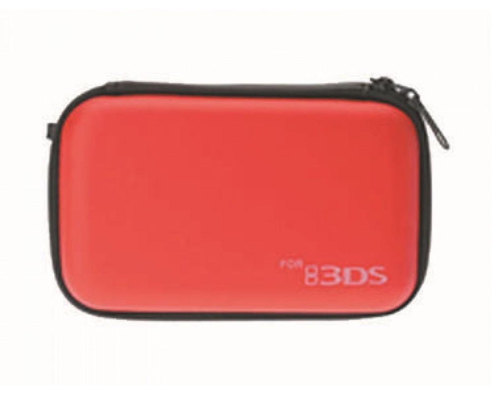 Case Nintendo 3ds Xl Capa Hard Case Airform Vermelho