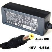 Fonte Carregador Netbook Acer Aspire One 19v 1.58a