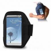 Suporte Braço Armband Corrida Iphone Samsung Galaxy Motorola Nokia Lg Universal