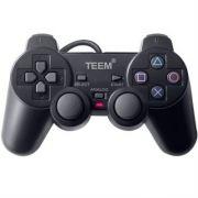 Joystick Controle PS2 Playstation 2 Analógico com Fio Vibration