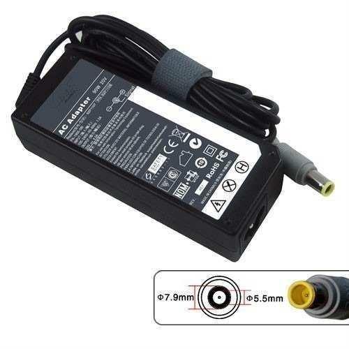 Fonte Carregador Notebook Lenovo Ibm Thinkpad Plug Redondo c/ Agulha  20v 65w