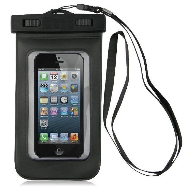 Bolsa Case Capa Prova D`água Celular Iphone Samsung Galaxy Nokia Motorola Sony Lg