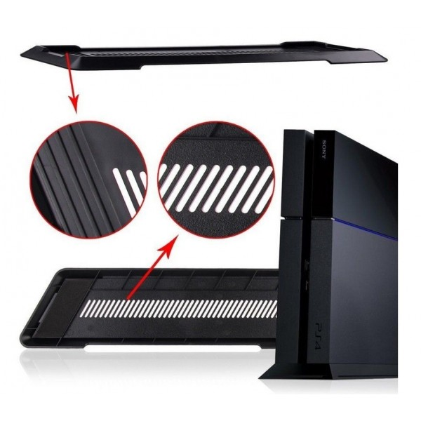 Base Suporte Vertical PS4 Playstation 4  Stand Hold