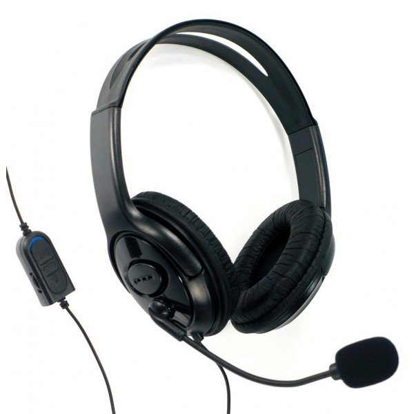 Fone Headset Playstation 4 Ps4 Jogue Online pszone Duplo