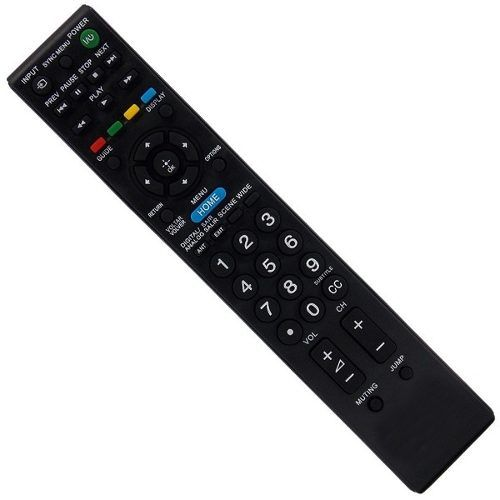 Controle Remoto Tv Sony KDL-32EX358 KDL-40BX453 KDL-40EX457 KDL-40EX458 KDL-46BX453