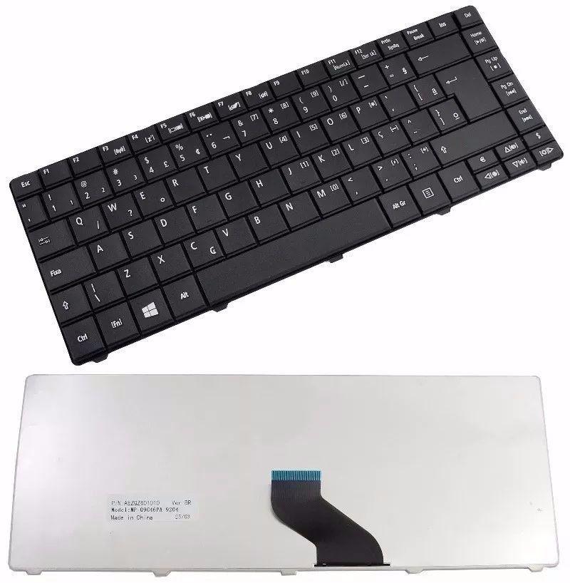 Teclado Acer Aspire 4552 4553 4553g 4585 4625 4625g 4736z E1-421 E1-431 E1-471 9J.N1P82.A1B 9J.N1P82.A1D