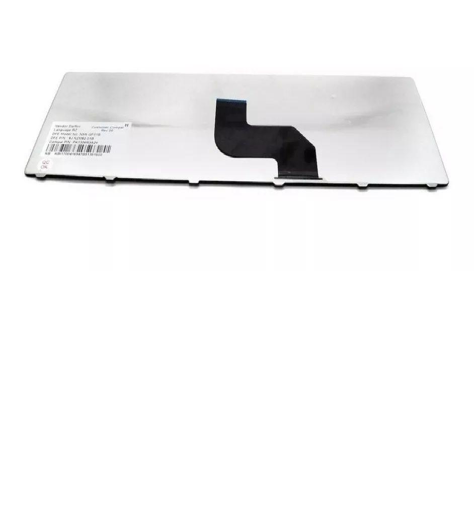Teclado Notebook Acer Emachine E627 E725 E727 G525 5241 5332 5532 5534 5541MP-08G66CU-698 KB.I170A.140