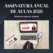 Assinatura Anual de Aulas CardioAula® 2020 - 100% EAD Extensivo - Ex Aluno