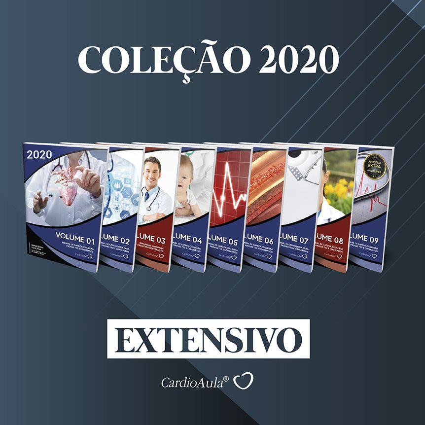 CardioAula® TEC 2020 - EXTENSIVO - Preparatório TEC - Janeiro 2020