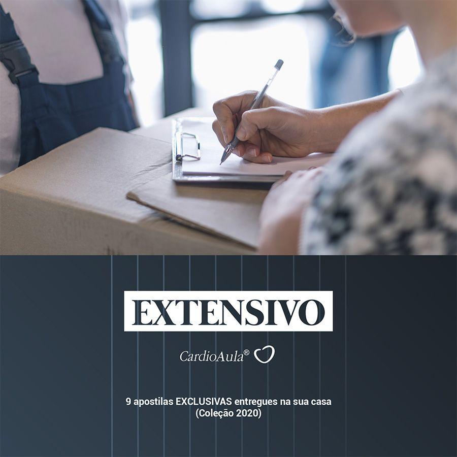 CardioAula® TEC 2020 - EXTENSIVO - Preparatório TEC - Janeiro 2020 - Prova de Título de Especialista em Cardiologia da SBC