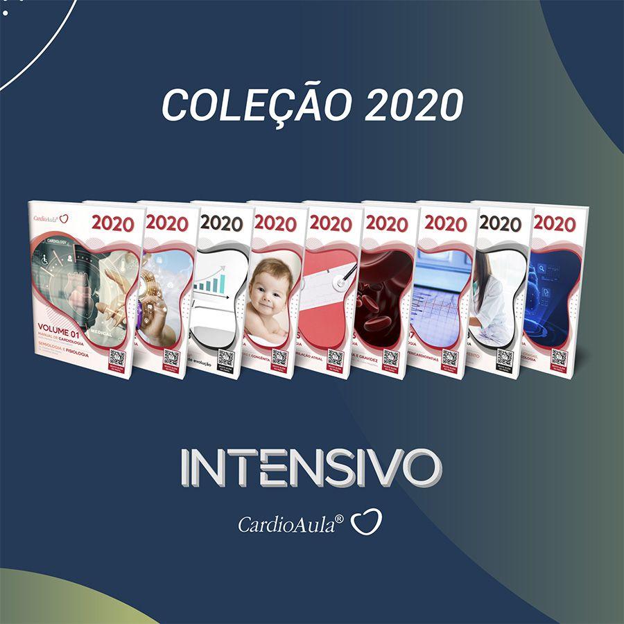 CardioAula® TEC 2020 - INTENSIVO - Preparatório TEC - Abril 2020 - Prova de Título de Especialista em Cardiologia da SBC