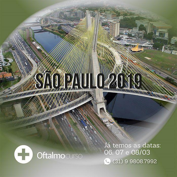 OftalmoCurso Presencial SP 2019 - Curso Preparatório para Provas de Oftalmologia