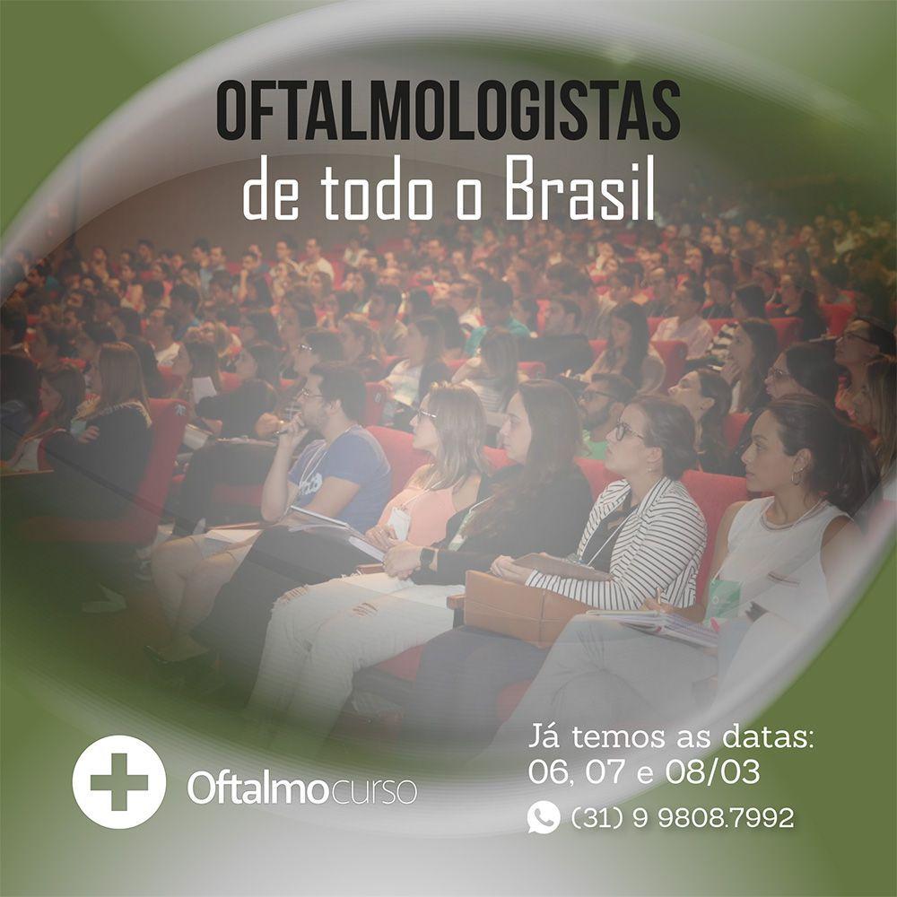 OftalmoCurso Presencial SP 2019 - Nayara de Carvalho