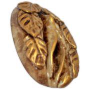 Amuleto da Fertilidade Feminino - Dourado