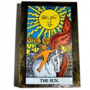 Caixa de Tarô - Arcano O Sol