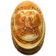 Caixa Egípcia Elíptica