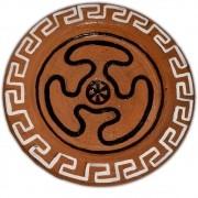 Prato de barro - Roda de Hécate (4)
