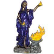 Deusa Héstia - Colorida