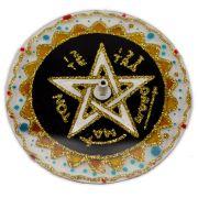 Incensário de Vidro - Tetragramaton