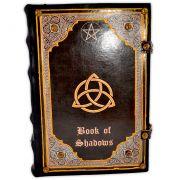 Livro das Sombras - Encadernação Medieval 400fls (11)