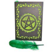 Livro das Sombras - Pentagrama 100fls