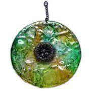 Mandala Verde 12cm