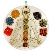 Mandala Chakras 20cm