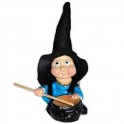 Margareth, a Bruxinha do Caldeirão Mágico - Azul