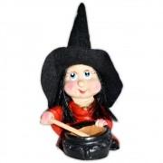 Margareth, a Bruxinha do Caldeirão Mágico - Vermelho