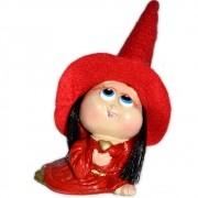 Mary, a Bruxinha do Amor - Vermelho