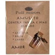 Amuleto Contra Inveja e Mau Olhado - Amor