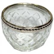 Castiçal de Vidro - Transparente