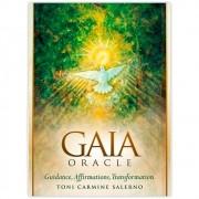 Gaia Oracle - Orientação, Afirmação e Transformação