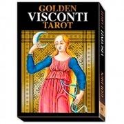 Golden Visconti Tarot - Arcanos Maiores
