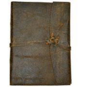 Livro das Sombras M 100fls - Marrom