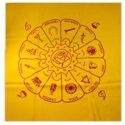 Toalha Cigana - Amarela