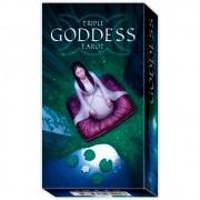 Triple Goddess Tarot - Tarô da Deusa Tríplice
