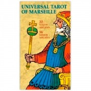 Universal Tarot of Marseille - Tarot Universal de Marselha