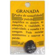 Pedra de Coleção Granada - Sexualidade e Paixão
