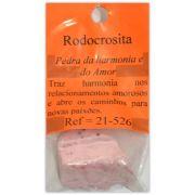 Pedra de Coleção Rodocrosita - Harmonia e Amor