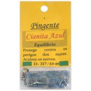 Pingente - Cianita Azul