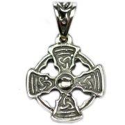 Pingente de Prata de Lei (prata 950) - Cruz Celta