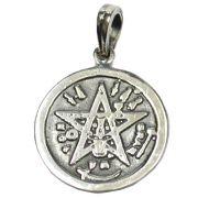 Talismã Tetragramaton - Prata 950