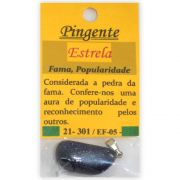 Pingente - Pedra Estrela