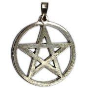 Pingente Pentagrama - Talismã Wicca e Amuleto de Proteção