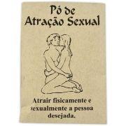Pó - Atração Sexual